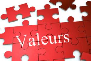 Les valeurs : fondement ou positionnement ?