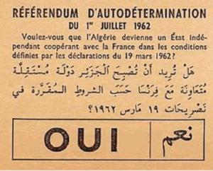 Algérie 62