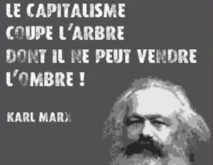 Sabotage de la démocratie et mœurs capitalistes