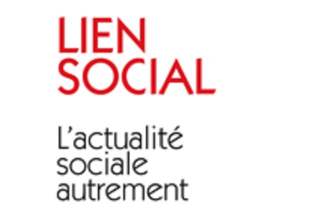 Lien Social logo en tête