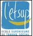 Logo en tête ETSUP