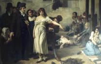 Enfermement et isolement en psychiatrie : une image de Pinel ?