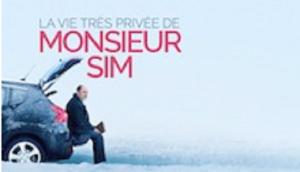 La vie très privée de Monsieur Sim