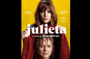 Julieta – De Pedro Almodovar – Mai 2016