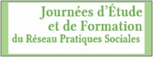 Contributions des intervenants aux Journées d'Etude et de Formation 2016