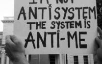 N'est pas anti-système qui veut !