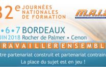 5, 6, 7 juin à Bordeaux, organisé par le M.A.I.S.