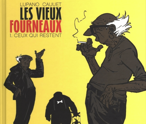 You are currently viewing Les vieux fourneaux