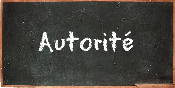 You are currently viewing L'autorité fait-elle, aujourd'hui, autorité ?