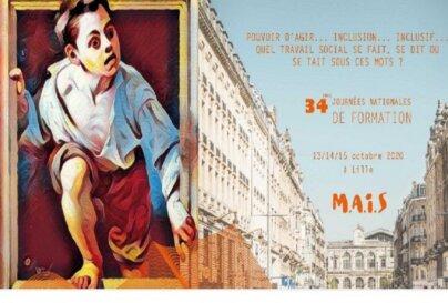 34èmes Journées nationales de formation du M.A.I.S.