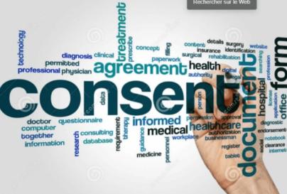 Questions sur le consentement du point de vue de la psychanalyse ?