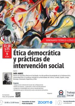 Etica democratica juin 2021